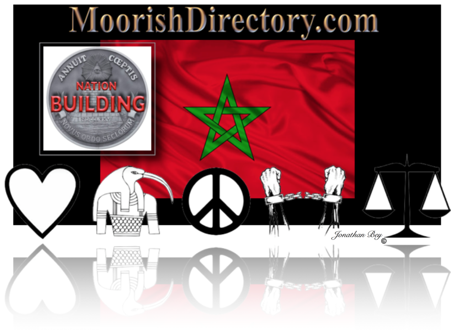 Moorish Directory ART