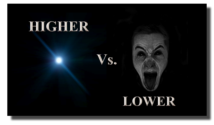 Higher v Lower