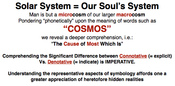Our Souls System